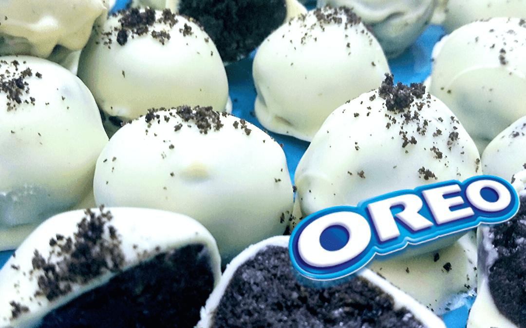 Cómo hacer Trufas de Oreo con sólo 3 ingredientes