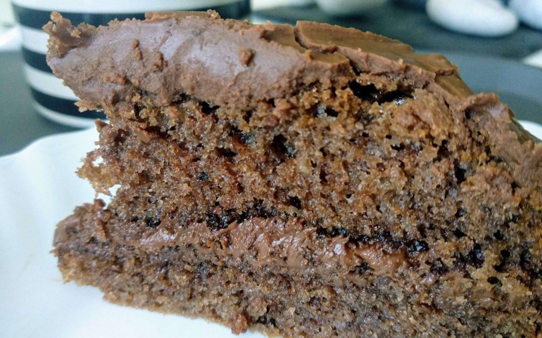 Pastel de Chocolate Casero riquísimo