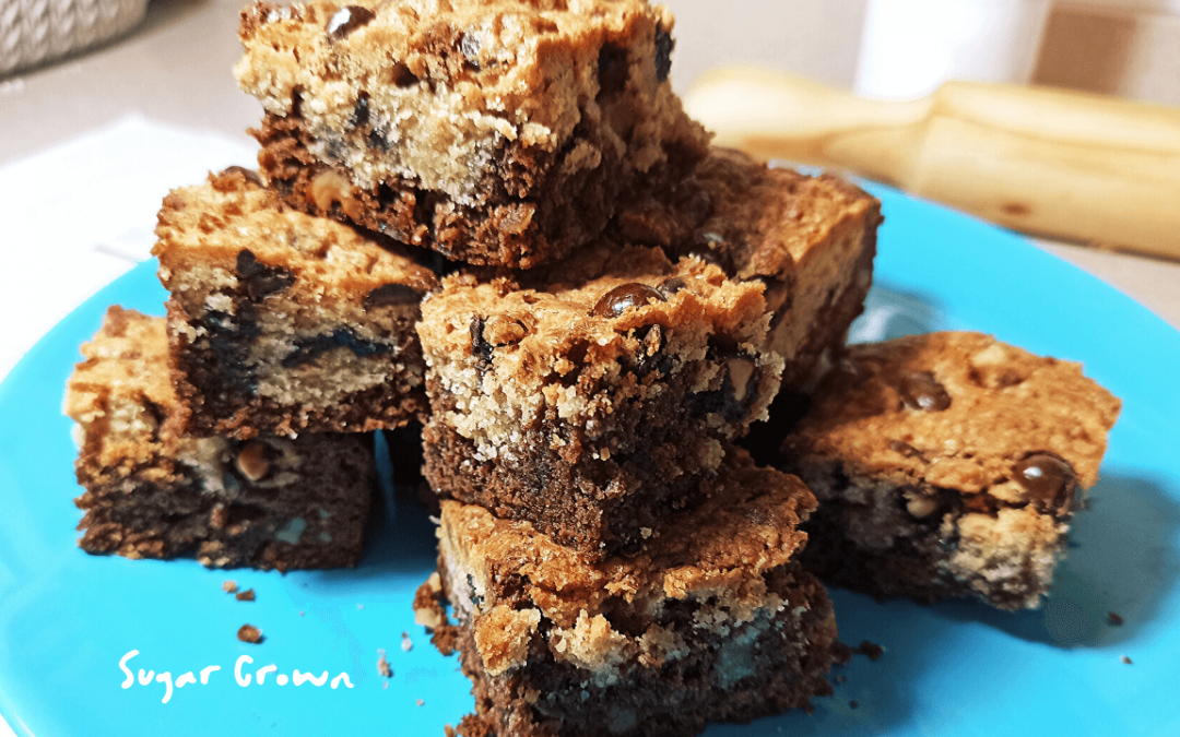 BROOKIES | Brownie + Cookies | Una combinación perfecta y adictiva