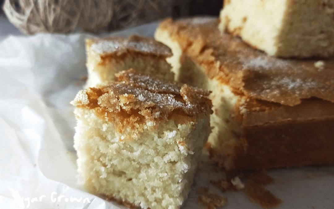 Bica Blanca de Laza, un bizcocho delicioso que se come solo